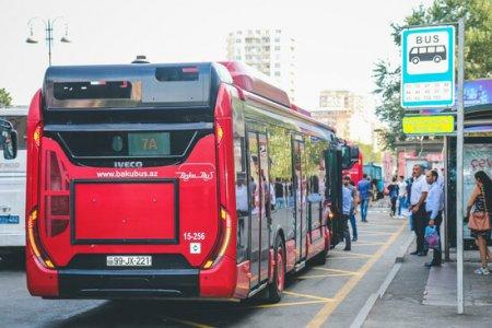 Avtobus dayanacaqları ilə bağlı YENİLİKLƏR