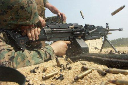 Ermənistan ordusu iriçaplı pulemyotlardan istifadə etməklə atəşkəs rejimini 25 dəfə pozub
