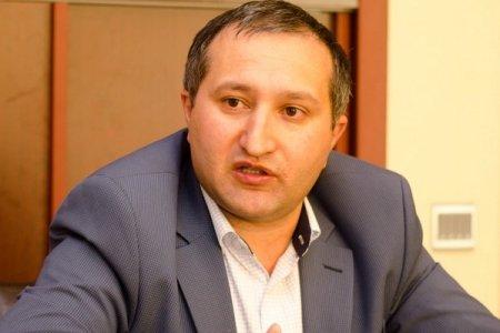 Jurnalist Zakir Qaralova müraciət etdi
