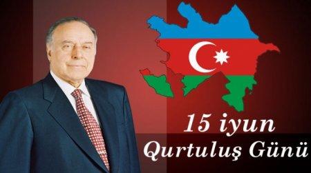 Eldar Yunusov: 15 İyun Azərbaycan xalqının Milli Qurtuluş Günüdür