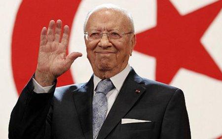 Tunis Prezidenti vəfat etdi