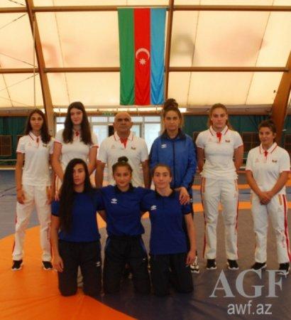 Güləşçimiz Birgül Soltanova dünya çempionatının yarımfinal mərhələsinə yüksəlib