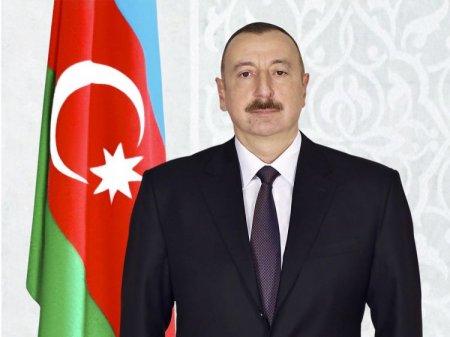 Prezident İlham Əliyev Teymur Rəcəbovu təbrik edib