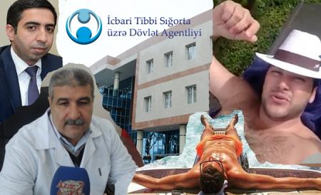 Ağdaşda İcbari Tibbi Sığortanın büdcəsi RƏSMƏN TALANIR... - İTTİHAM
