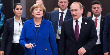 DİPLOMAT SAVAŞI: Rusiya ilə Almaniya arasında gərginlik artır